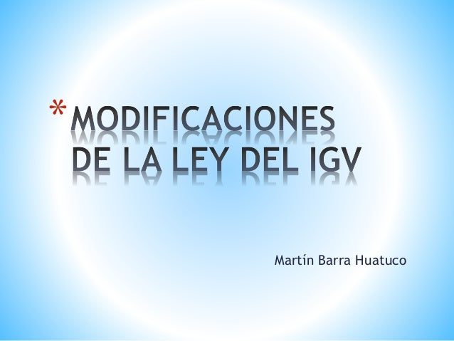 Martín Barra Huatuco *