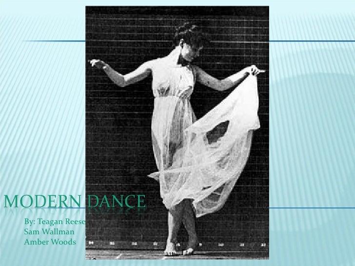 Modern Dance 5th hr