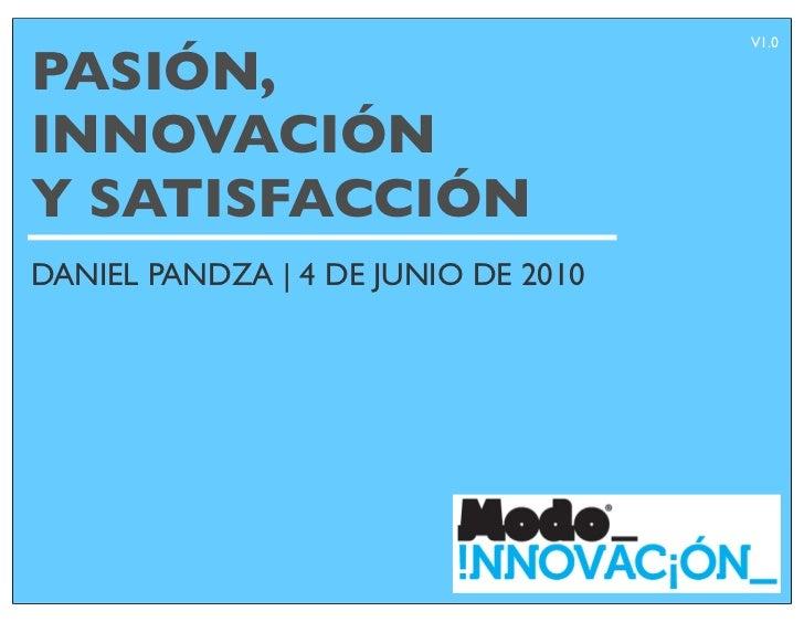 Modo 2010 - PassionBusiness Design