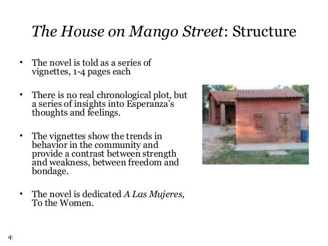 essay on house on mango street Scott for house on mango street by sandra cisneros book review – page 3 (cultural or human rights essay) cisneros, sandra the house on mango street, new.
