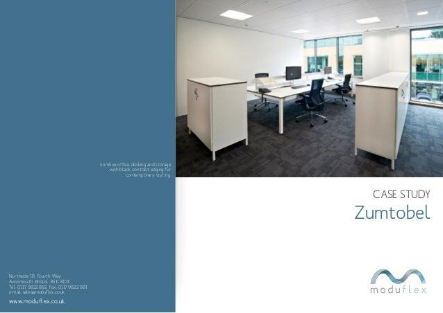 CASE STUDY Zumtobel Northside 18 Fourth Way Avonmouth Bristol BS11 8DX Tel: 0117 9822 882 Fax: 0117 9822 881 e-mail: sales...