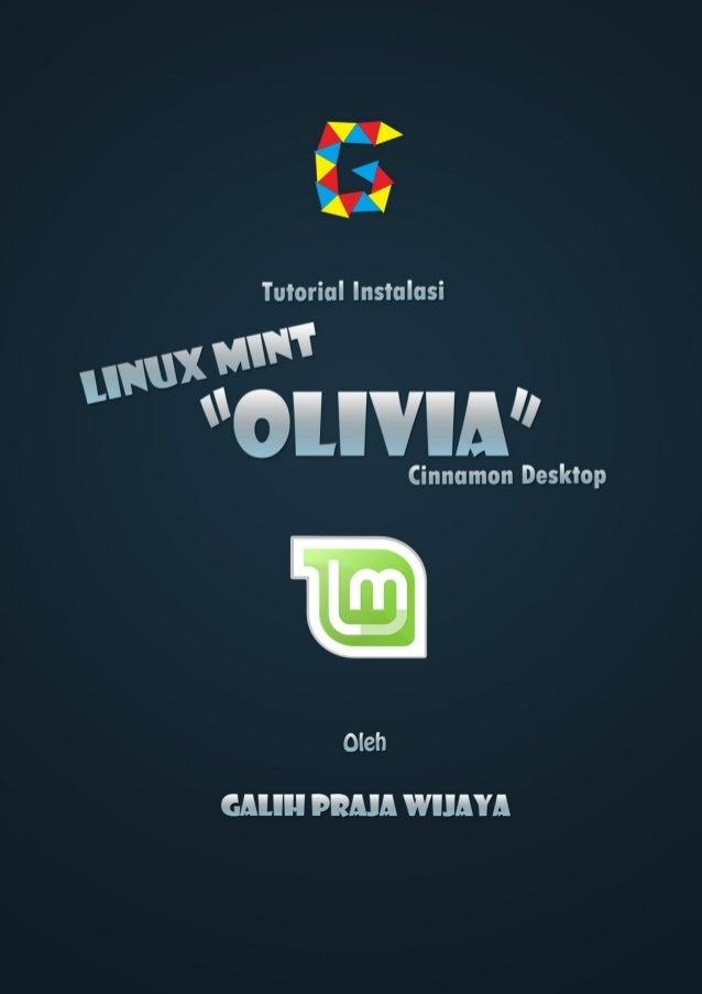 Tutorial Instalasi Linux Mint