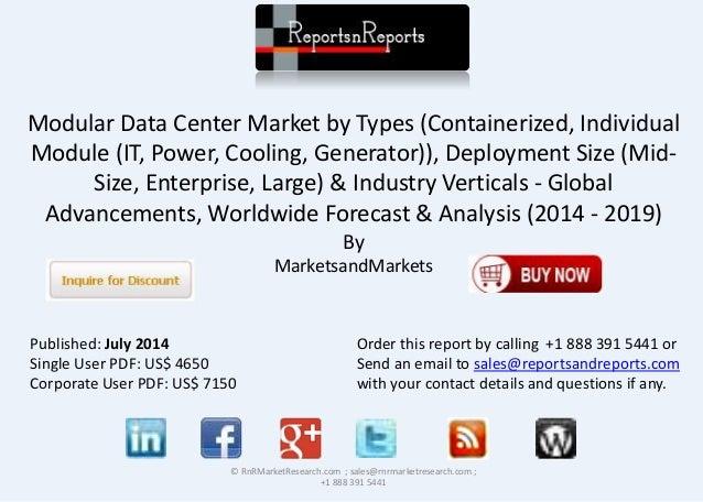 Vertical Data Center Modular Data Center Market by