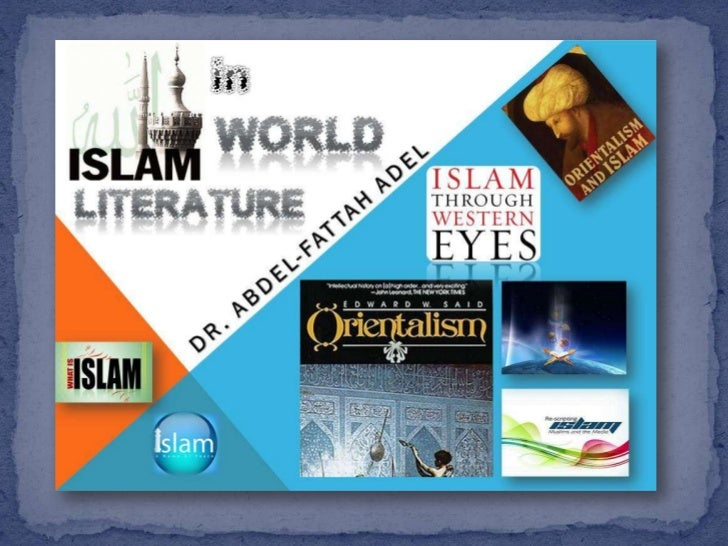 Module 2 islam in western thought