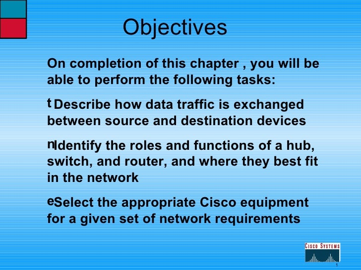 Objectives <ul><li>On completion of this chapter , you will be able to perform the following tasks: </li></ul><ul><li>Desc...