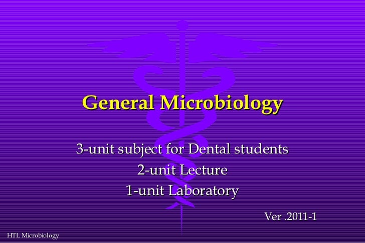 Module 1   introduction to microbiology