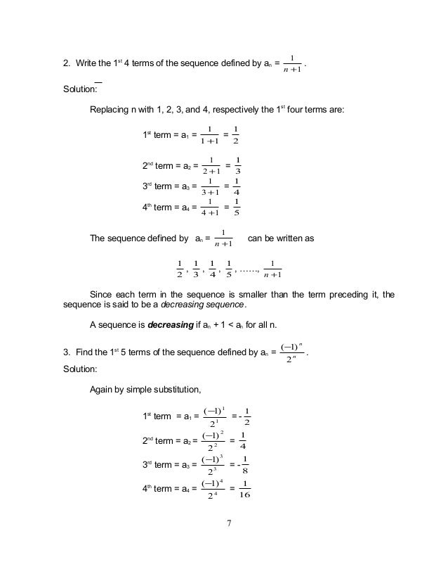 geometric series worksheet Termolak – Geometric Series Worksheet