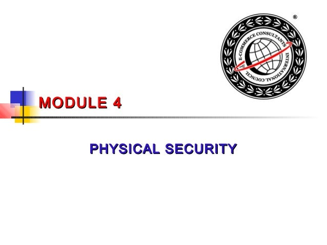 Module 10   Physical Security