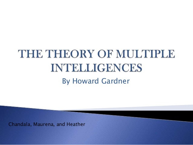 Module 13 learning theories final