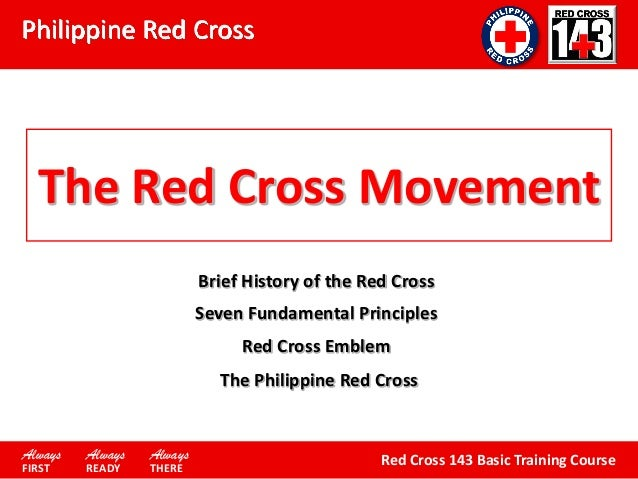 red cross wilderness first aid pdf