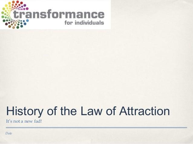 Module 1 history of loa