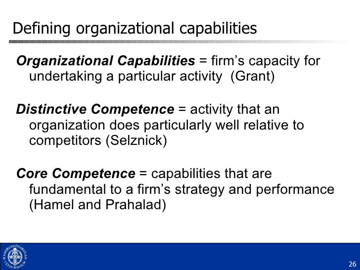 identify the resources capabilities and distinctive competencies of southwest airlines Identify the resources, capabilities and distinctive competencies of southwest airlines southwest airlines 1 although southwest is smaller than some of the.
