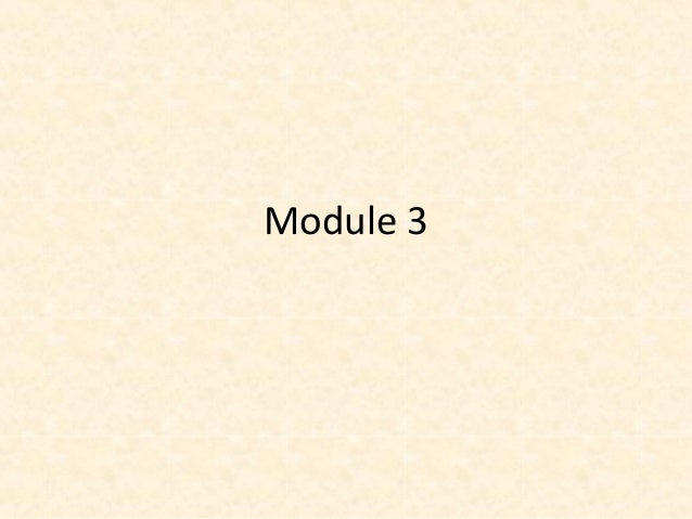 Module 3 - Germany Divided