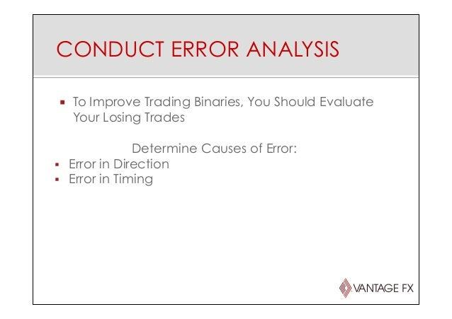 binary option signals trial