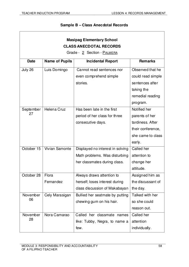 Module 3 responsibility and accountability of a filipino teacher