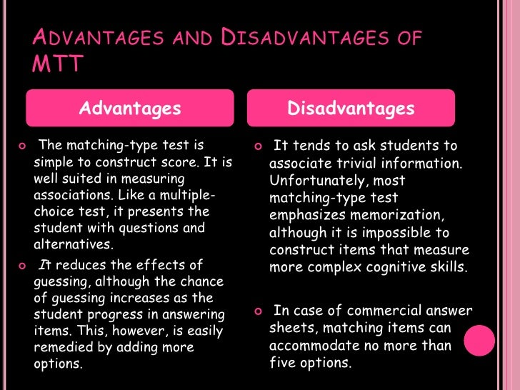 Essay Type Test Merits And Demerits - image 5