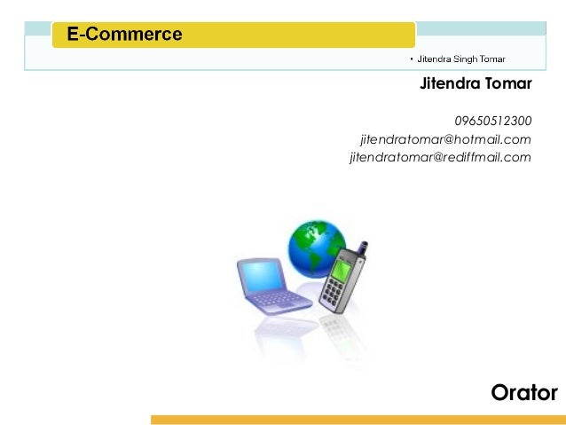5. E-Commerce & Business Applications