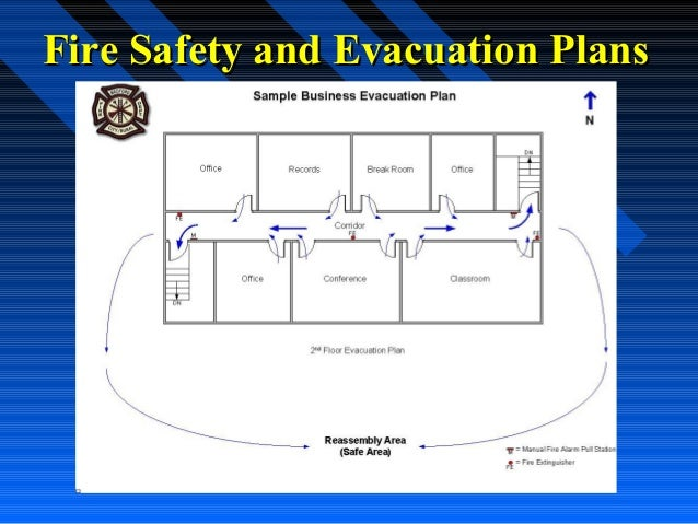 Fire Evacuation Floor Plan Fire Escape Plan For Hotels