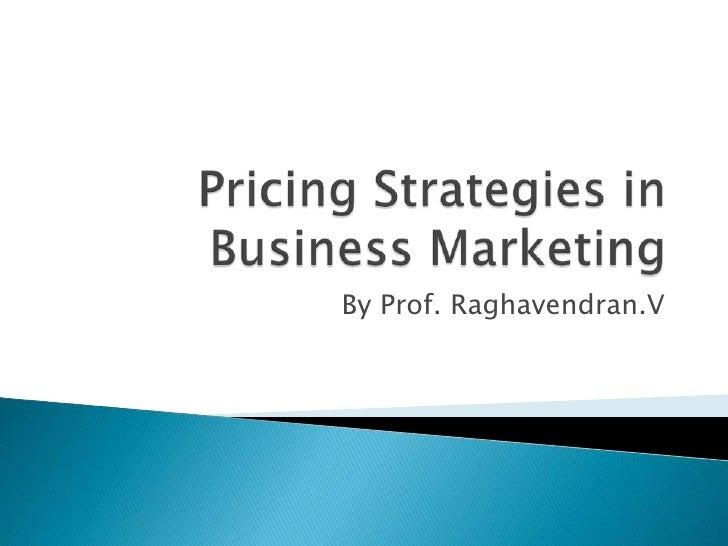Business Marketing VTU,Module 6