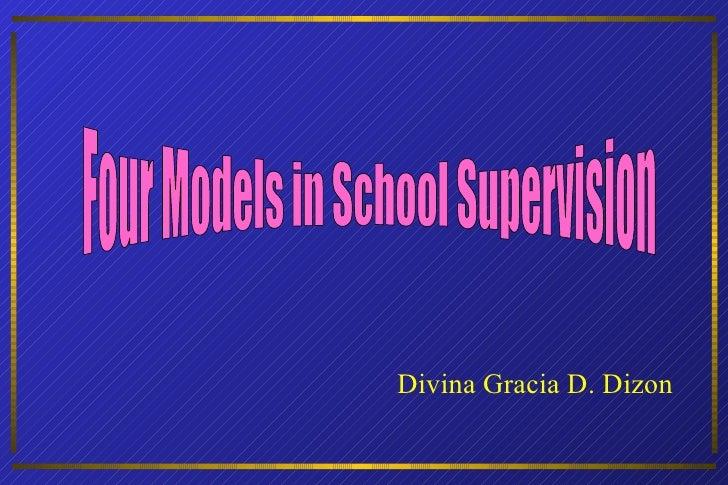 school supervision