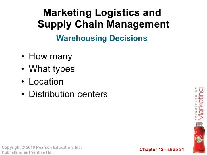 Logistics and Supply Chain Management major choices