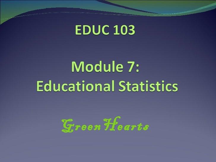 Module 7 presentation