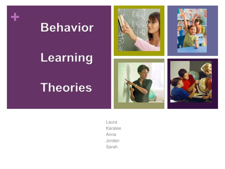 essays behavioral theory There are many theories that provide an explanation of criminal behavior according to some theories, delinquent behavior is innate in an individual.