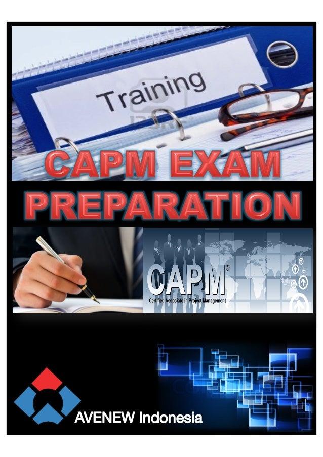 CAPM Exam Preparation Overview