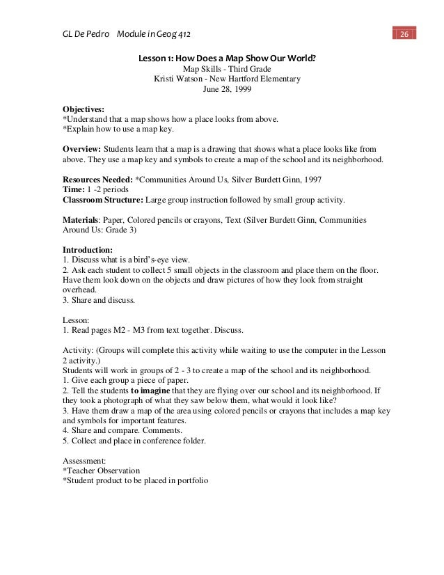 Geography skills worksheets high school