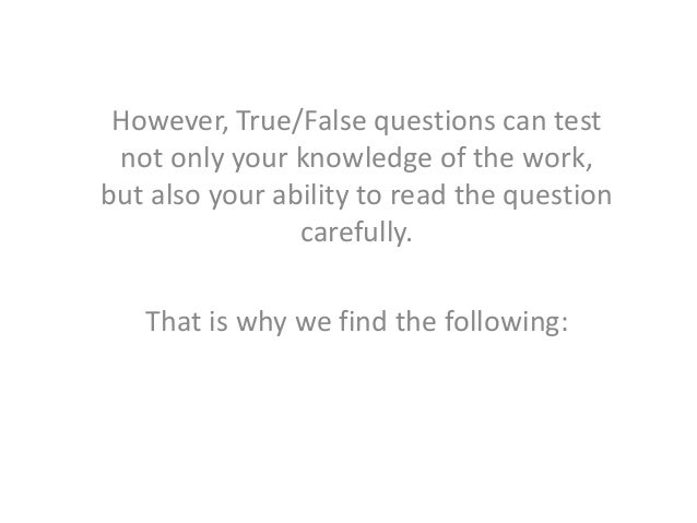 operations management true and false questions Operations management final exam questions and answers  b 9 c 10 a 11 d 12 d 13 d 14 a 15 c b true and false questions 26  which of the following are .