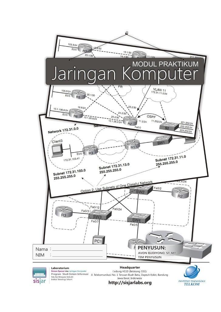 MODULE 1    Router Basic Configuration and Static                                     RoutingI. Tujuan praktikum  1. Prakt...