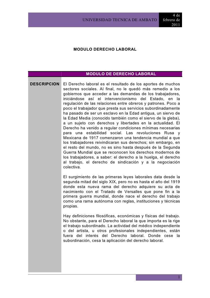 4 de                          UNIVERSIDAD TECNICA DE AMBATO              febrero de                                       ...