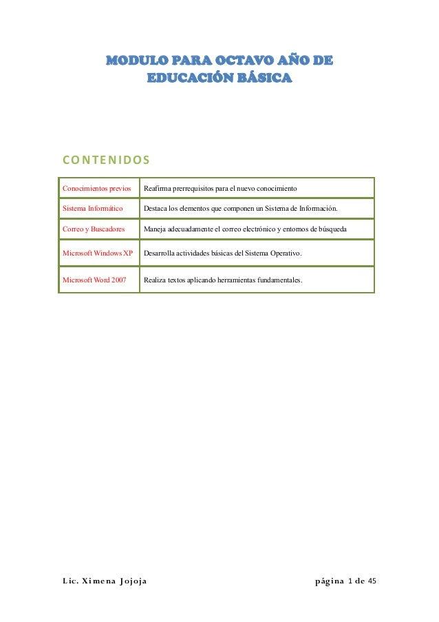 Modulo(1) octavo