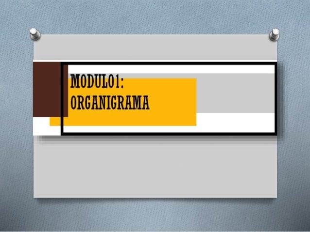 El organigrama se convierte en el  esquema ideal para representar las  relaciones de tipo jerárquico de un  proyecto u ope...