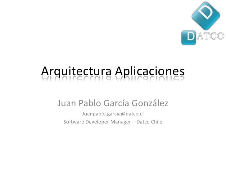 Modulo2 Arquitectura dotnet