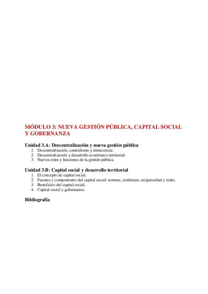 Guía VERSIÓN REDUCIDA de aprendizaje FOMIN sobre proyectos de integración productiva y desarrollo económico territorial - Modulo 3