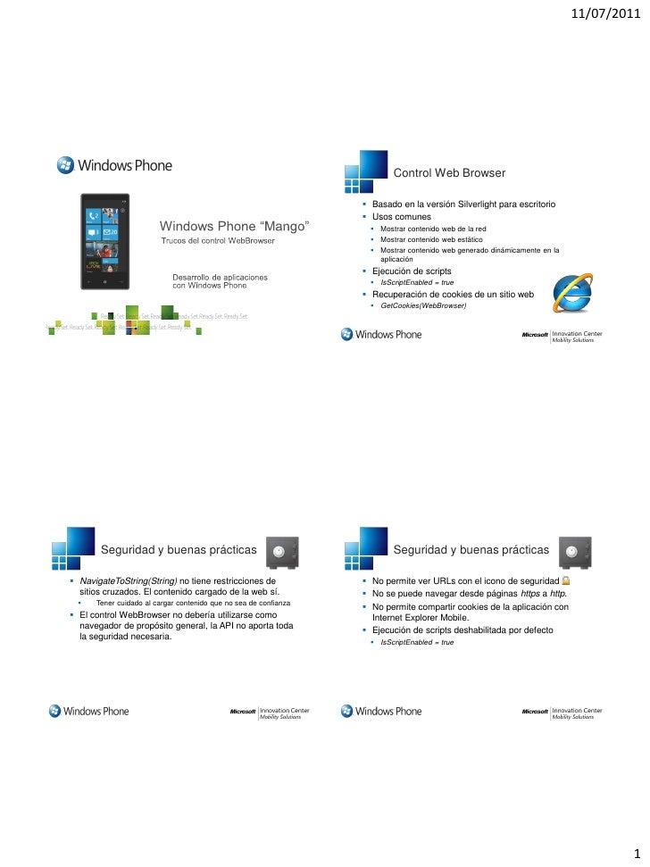 Modulo5 Trucos Web Browser