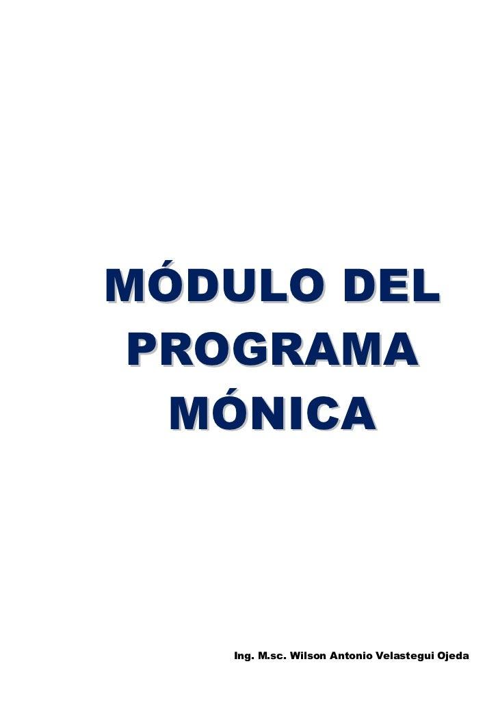 TUTORIAL DE MONICA