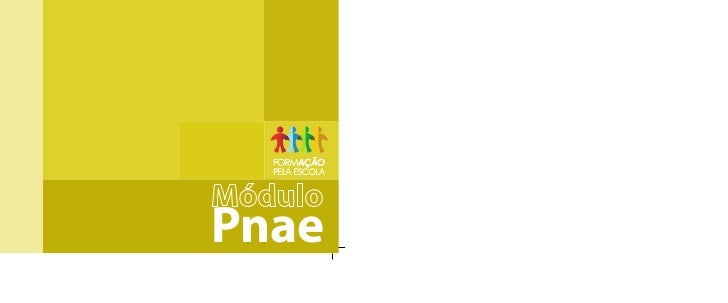 Modulo pnae conteudo