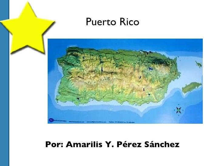 Modulo Puerto Rico En El Planeta 2
