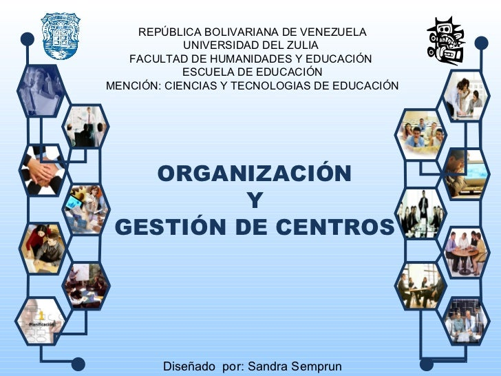 REPÚBLICA BOLIVARIANA DE VENEZUELA UNIVERSIDAD DEL ZULIA  FACULTAD DE HUMANIDADES Y EDUCACIÓN  ESCUELA DE EDUCACIÓN MENCIÓ...