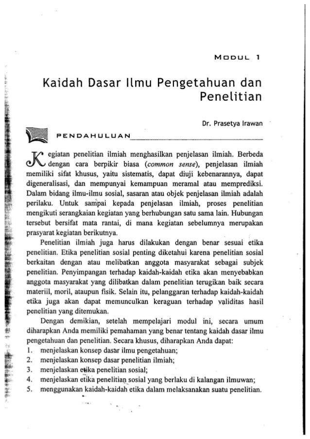 metodologi penelitian kedokteran pdf free