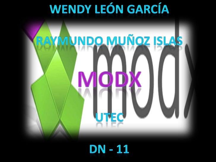http://es.wikipedia.org/wiki/MODx