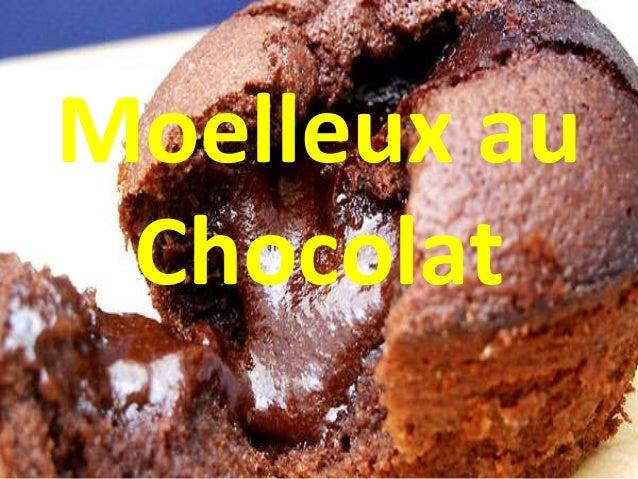 Moelleux au chocolat fr