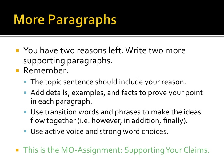 college application essay five paragraph