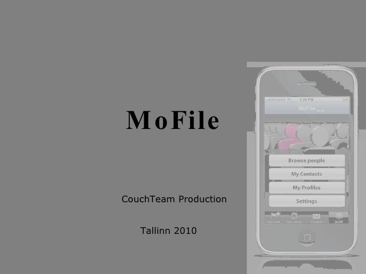 MoFile Presentation