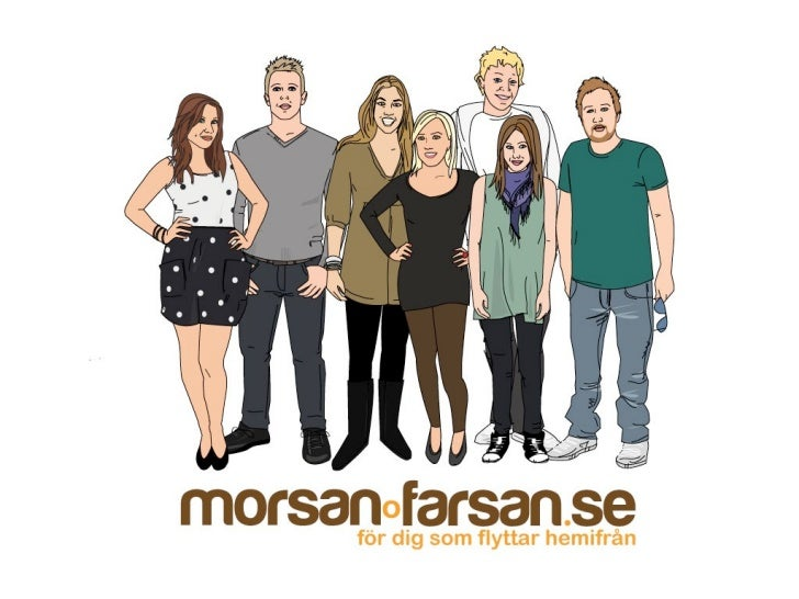 Morsan o Farsan på Framtidsdagen, Rodengymnasiet i Norrtälje
