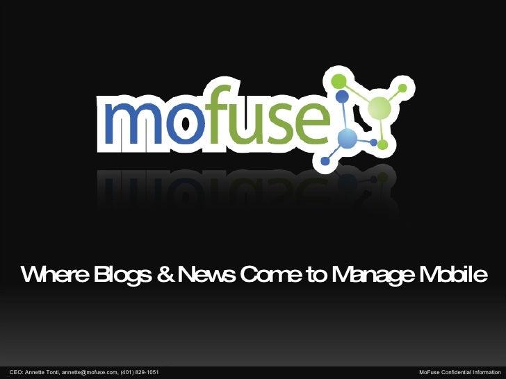 Mo Fuse