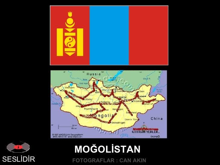 CAN AKIN - MONGOLIA MONGOL Jenghiz Khan