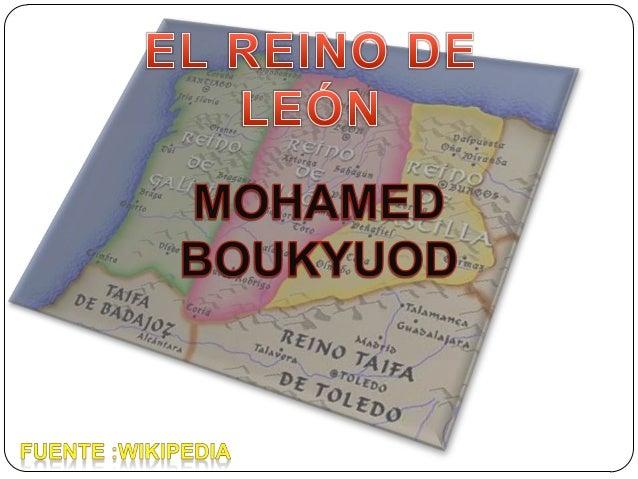 Reino de LeónEl reino de León fue uno de los reinos medievalesde la península ibérica, sucesor del antiguo reinode Asturia...